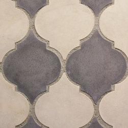 artobrick.com - Arabesque Pattern 5B - a classic pattern with current colors