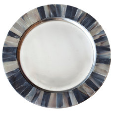 Contemporary Platters by BoBo Intriguing Objects