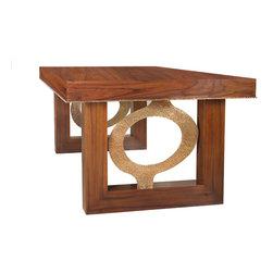 Philip Nimmo Ironworks - Eva Table