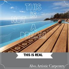Alvo Artistic giving custom made to Carpentry.
