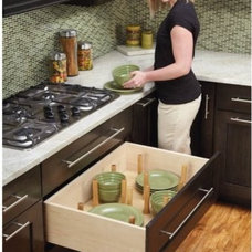 Modern Kitchen Drawer Organizers by Hayneedle