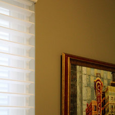 Transitional  by Skyline Window Coverings & Design