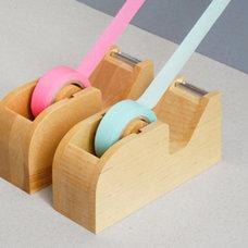 Contemporary Desk Accessories by Present & Correct