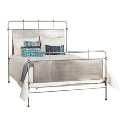 Chelsea Queen Bed - Product Features:
