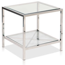 Modern Side Tables And End Tables by Jane Lockhart Interior Design