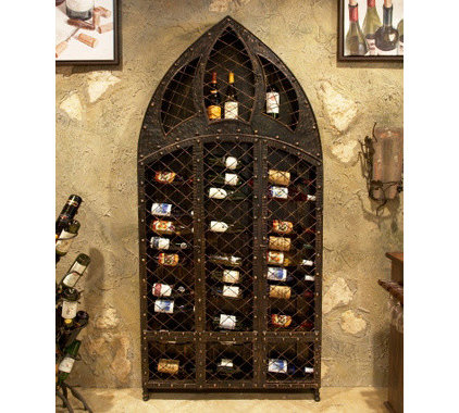 Mediterranean Wine Racks by Timeless Wrought Iron
