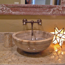 Contemporary Bathroom Sinks by Impact Imports