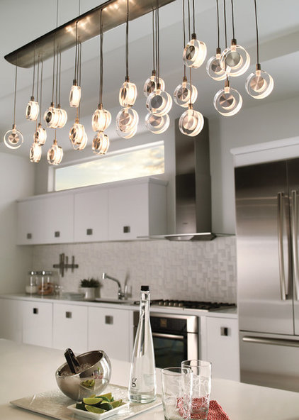 Chandeliers by LBL Lighting