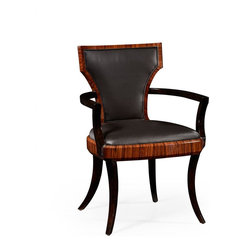 EuroLux Home - New Jonathan Charles Dining Chair Santos Art - Product Details