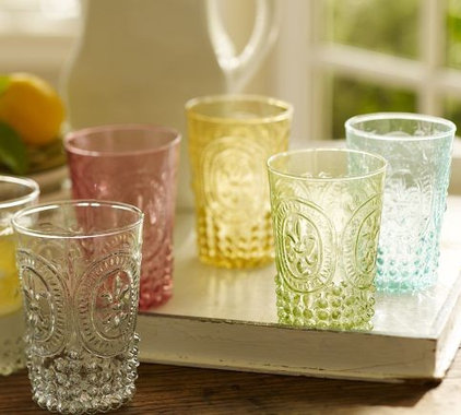 Traditional Everyday Glassware by Pottery Barn