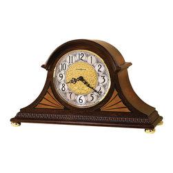Howard Miller - Howard Miller Dual Chime Mantel Clock | GRANT - 630181 GRANT