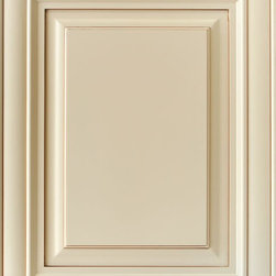Ivory Glaze Sample Door - You have the ability to order a Sample Door to see if this is doable for your new kitchen. Click on Image to buy a Sample from us!!!