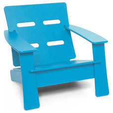 Contemporary Outdoor Lounge Chairs by Loll Designs