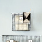 Ballard Designs - PE Collection Single Wall Pocket - I love having an organized way to store all of my magazines.
