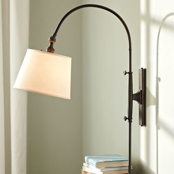 Adjustable Arc Sconce