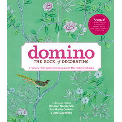 Domino: The Book of Decorating - This is the awesomeness that was Domino Magazine in a book. What could be better?