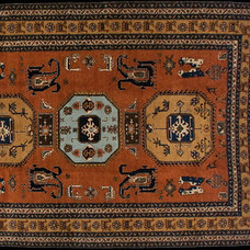 Traditional Carpet Tiles by Dilmaghani Oriental Rugs