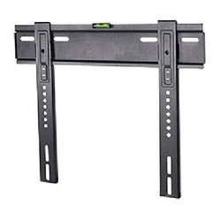 SIIG, INC. - ULTRA LOW-PROFILE TV MOUNT DESIGNED FOR THIN LCD, LED  PLASMA TELEVISIONS - ULTRA LOW-PROFILE TV MOUNT DESIGNED FOR THIN LCD, LED  PLASMA TELEVISIONS