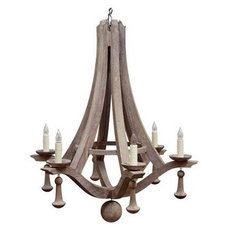 Eclectic Chandeliers by Tonic Home