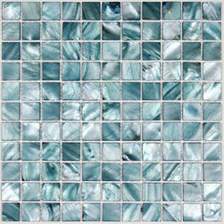 Mother of pearl tile MOP045 - Color Family: