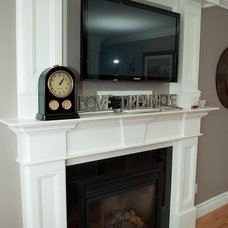 Traditional Fireplaces by Moulding Warehouse
