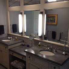 Traditional Bathroom by Atherton Contracting