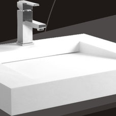 Modern Bathroom Sinks by Modern Home Luxury