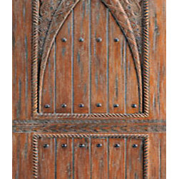 "Moroccan Style Hand Carved Mahogany Single Door - SKU#    44-Marrakech_1Brand    AAWDoor Type    ExteriorManufacturer Collection    International Collection Exterior DoorsDoor Model    Door Material    WoodWoodgrain    MahoganyVeneer    Price    1470Door Size Options    30"" x Height"" (2'-6"" x 6'-8"")  $032"" x Height"" (2'-8"" x 6'-8"")  $036"" x Height"" (3'-0"" x 6'-8"")  +$2042"" x Height"" (3'-6"" x 6'-8"")  +$17036"" x Height"" (3'-0"" x 7'-0"")  +$12030"" x Height"" (2'-6"" x 8'-0"")  +$26032"" x Height"" (2'-8"" x 8'-0"")  +$26036"" x Height"" (3'-0"" x 8'-0"")  +$31042"" x Height"" (3'-6"" x 8'-0"")  +$310Core Type    SolidDoor Style    Door Lite Style    Door Panel Style    Hand Carved Panel , 2 PanelHome Style Matching    Door Construction    Solid Stiles and RailsPrehanging Options    Prehung , SlabPrehung Configuration    Single DoorDoor Thickness (Inches)    1.75Glass Thickness (Inches)    Glass Type    Glass Caming    Glass Features    Glass Style    Glass Texture    Glass Obscurity    Door Features    Door Approvals    Door Finishes    Door Accessories    Weight (lbs)    340Crating Size    25"" (w)x 108"" (l)x 52"" (h)Lead Time    Slab Doors: 7 daysPrehung:14 daysPrefinished, PreHung:21 daysWarranty    1 Year Limited Manufacturer WarrantyHere you can download warranty PDF document."