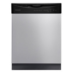 Frigidaire - Frigidaire Stainless Steel Dishwasher - FEATURES