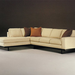 Thayer Coggin - Studio MB Sectional by Milo Baughman from Thayer Coggin - Thayer Coggin Inc.
