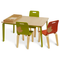 Modern Kids Chairs by Design Public