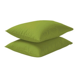 DVALA Pillowcase - Pillowcase, bright green