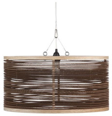 modern pendant lighting by CB2