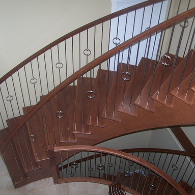 Stainless Steel Spindles -