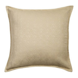 Mystic Home - Great Falls - Diamonte Euro Sham by Mystic Home - The Great Falls, by Mystic Home