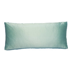 Mystic Valley - Jade - Box Pillow by Mystic Home - The Jade, by Mystic Home