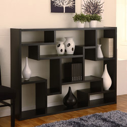 Furniture of America Mandy Bookcase/ Room Divider -