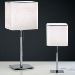 Anaca 10 Table Lamp By Modiss Lighting - Anaca 10 by Modiss is a modern table lamp design with pure lines.