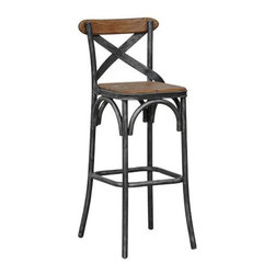 Classic Home Furniture - Powell Bar Stool - 53003561 - Powell Collection Bar Stool