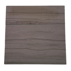 Athens Gray Honed Marble Tile - Do you want to freshen up your bathroom or kitchen? Then this natural yet sharp-looking honed marble is just what you need. The textured feeling of the tile will add structure and sophistication to any room in your house.