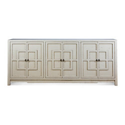 Greek Key Cabinet Colors and Sizes -