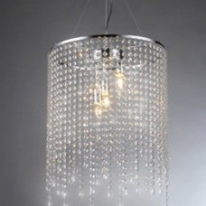 Chandeliers Falls Crystal Chandelier