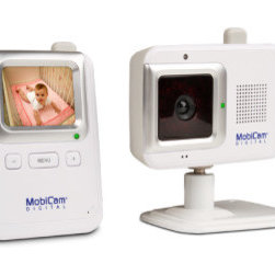 Mobi - Mobi Secure Start Wireless Digital Baby Monitor - What, you worry? Not with this feature-filled baby monitoring system. It's wireless, digital and boasts convenient walkie-talkie style speakers and automatic night vision. Now everyone in the house can sleep tight.