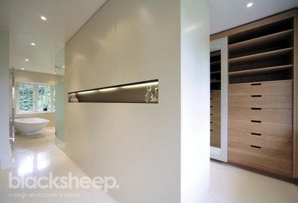 Modern Bathroom by Blacksheep