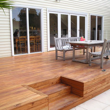 Transitional Deck by Green World Lumber Inc.