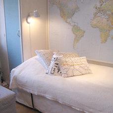 Chez Larsson- Wille's room