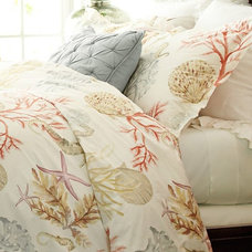 Tropical Bedding by Pottery Barn