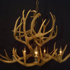 Eclectic Chandeliers by Etsy
