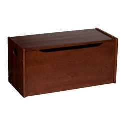 Gift Mark - Gift Mark Toy Box - 1413N - Shop for Childrens Toy Boxes and Storage from Hayneedle.com! Ideal for small spaces the Gift Mark Toy Box provides your little one a place to keep all her favorite toys and accessories. The classic design of this toy box is made of solid wood with an easy flip-top lid and safety hinge. It even doubles as a bench! Available in your choice of finish this handy toy box is sure to please parents with its ample storage room for not only toys but for clothes and linens too.About Gift MarkGift Mark is a leading supplier of fine children s furniture and accessory pieces. Table and chair sets laundry hampers toy chests and bookcases Gift Mark s wide variety of products will certainly match any child s room and imagination! Some of their popular lines are Kid s Korner and Wicker Way collections.