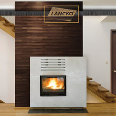 Modern Entry by Lancko Group Inc.